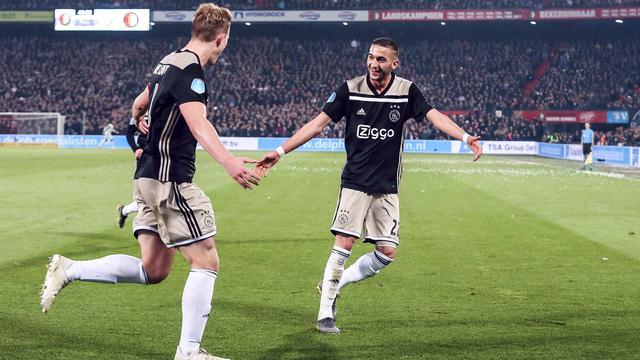 Reacties na ruime bekerzege Ajax op Feyenoord (gesloten)