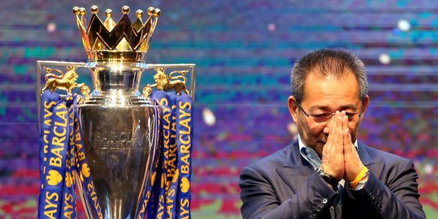 Leicester City-eigenaar gaf hele voetbalwereld hoop