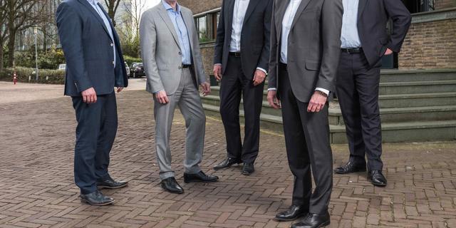 Nieuw directieteam Delta bestaat uit vijf man