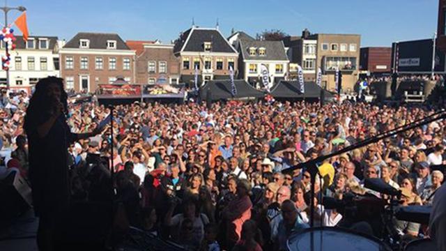 Alphens Bevrijdingsfestival blijkt doorslaand succes