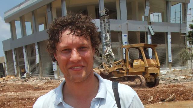 Nederlandse fotograaf Jeroen Oerlemans omgekomen in Libië