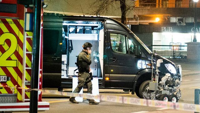 Politie in Oslo vindt 'mogelijke bom'