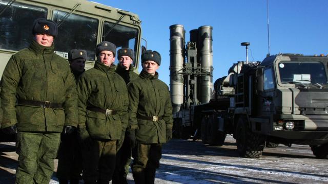 Rusland plaatst nieuwe luchtdoelraketten op de Krim