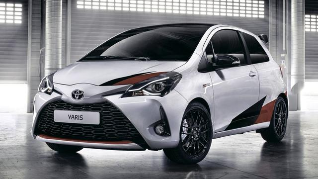 Toyota onthult specificaties van Yaris GRMN