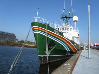 Het schip heeft 67 jaar dienst gedaan