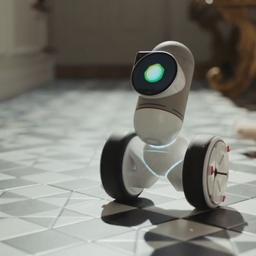 Video | Robot voor kinderen kan lopen, kruipen en rijden