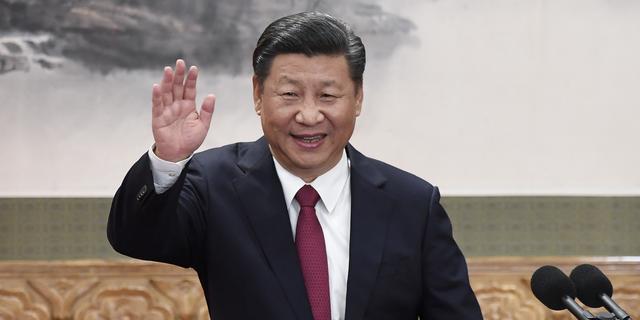 Chinese president Xi Jinping waarschuwt voor protectionisme