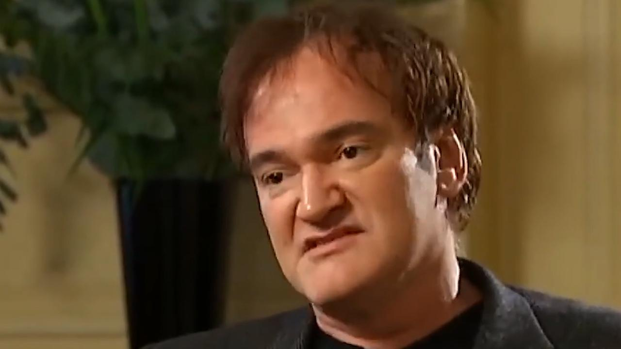 Regisseur Quentin Tarantino boos op journalisten