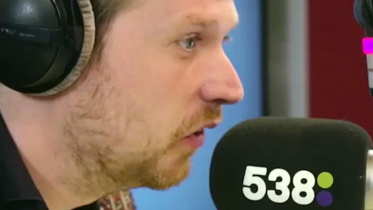 Wietze bij Radio 538