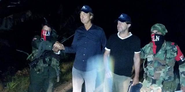 Ministerie bevestigt vrijlating Spoorloos-journalisten Bolt en Follender