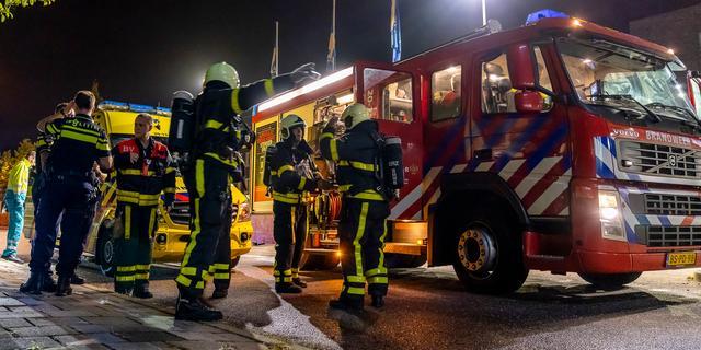 Aangehouden man sticht brand in cellencomplex aan Mijkenbroek in Breda