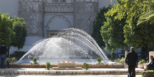 Syrisch Nationaal Museum in Damascus na zeven jaar heropend