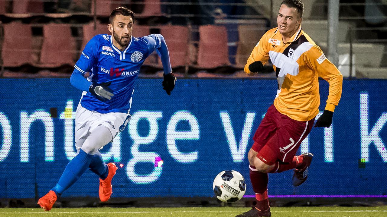 Samenvatting FC Den Bosch-Achilles '29 (2-1)