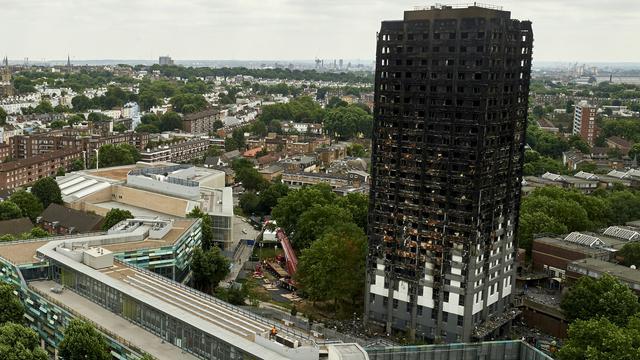 'Overlevenden brand in Grenfell Tower ondernemen juridische stappen'