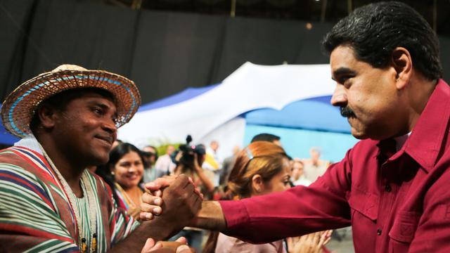 'Regering Maduro en Venezolaanse oppositie in gesprek'
