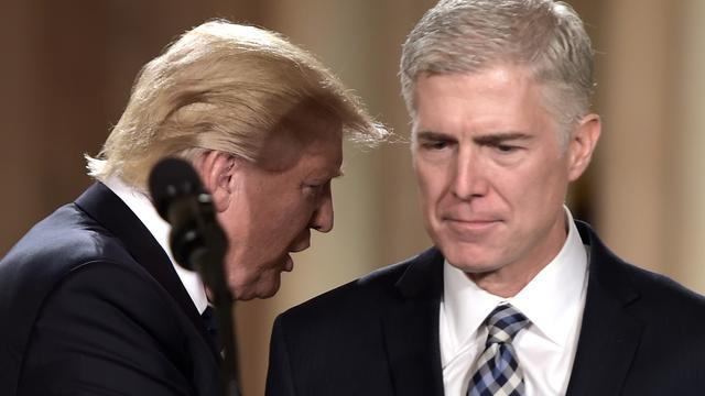 Laat Trump in de rechtbanken zijn meest blijvende erfenis achter?