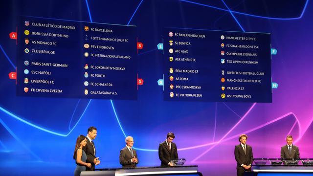 PSV loot Barça en Spurs in Champions League, Ajax tegen Bayern en Benfica