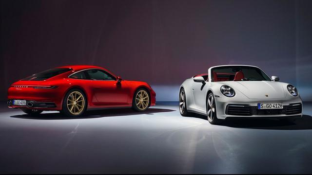Nieuw instapmodel voor Porsche 911-reeks