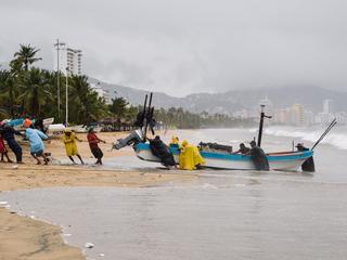 Orkanen komen vlak voor viering Mexicaanse Onafhankelijkheid aan