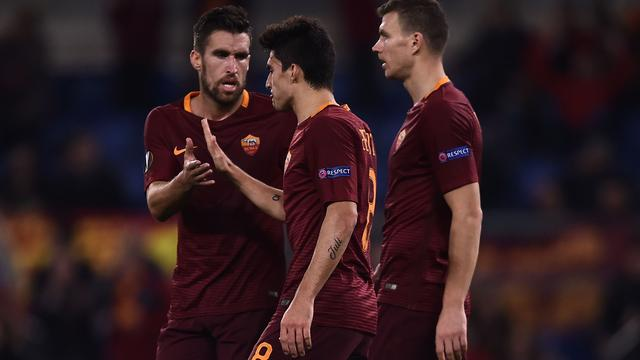 Van Dijk en Clasie onderuit in Europa League, Strootman en AS Roma door