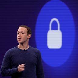 Facebook verwacht tot 5 miljard dollar boete vanwege privacyschandaal