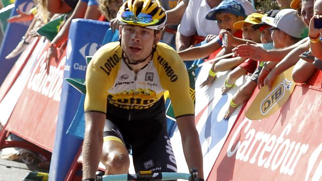Lindeman baalt dat hij 'plannetje' in twaalfde etappe niet kon uitvoeren