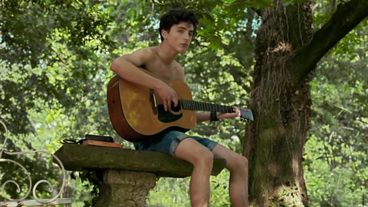 Trailer: Call Me By Your Name