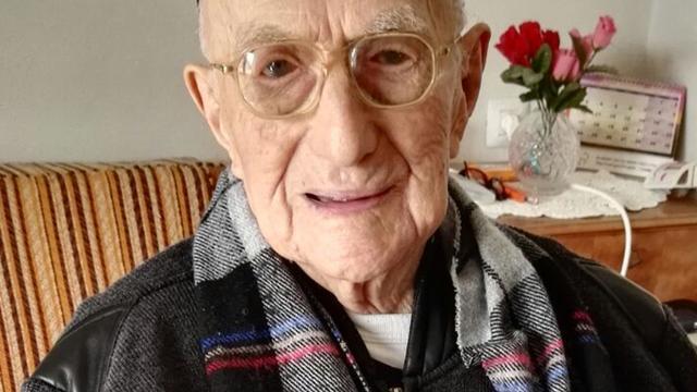 Oudste man ter wereld is overlevende van Auschwitz
