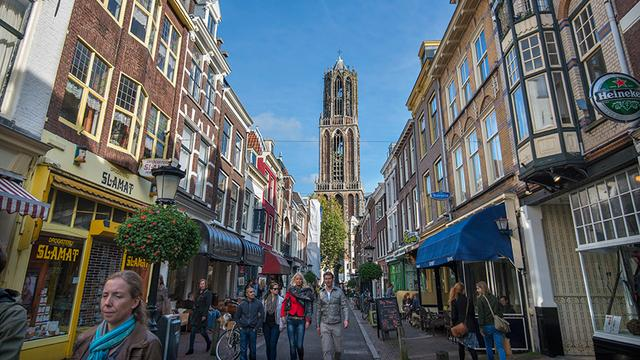 Utrecht zakt flink in top tien beste Nederlandse stedentrips