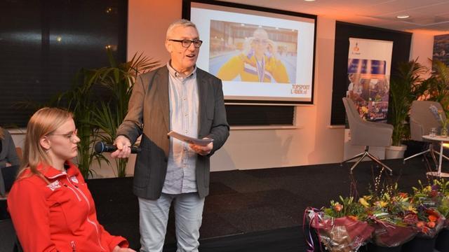 Tjeerd Scheffer neemt na tien jaar afscheid van Stichting Topsport Leiden