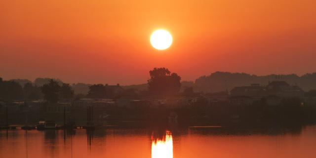 Weerbericht: Zon schijnt 's ochtends volop, in de middag meer bewolking