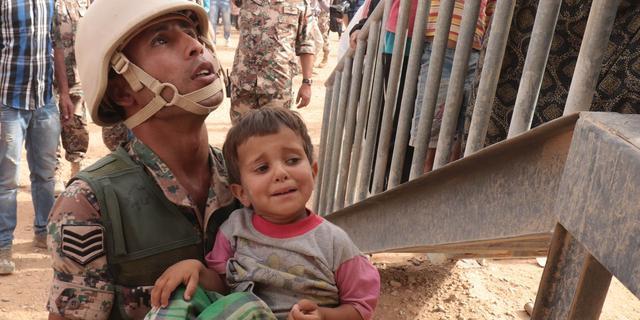 VN wil dat Jordanië meer Syrische vluchtelingen opvangt