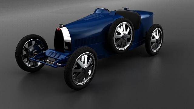 Bugatti komt met elektrische auto van 30.000 euro