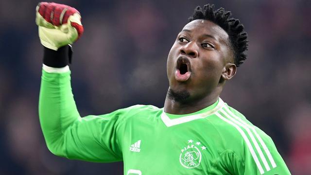 Onana belooft na contractverlenging ook volgend seizoen te keepen bij Ajax