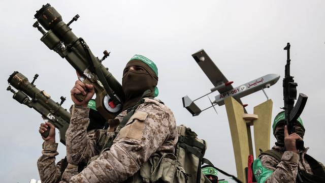 Hamas blijft op Europese terrorismelijst staan
