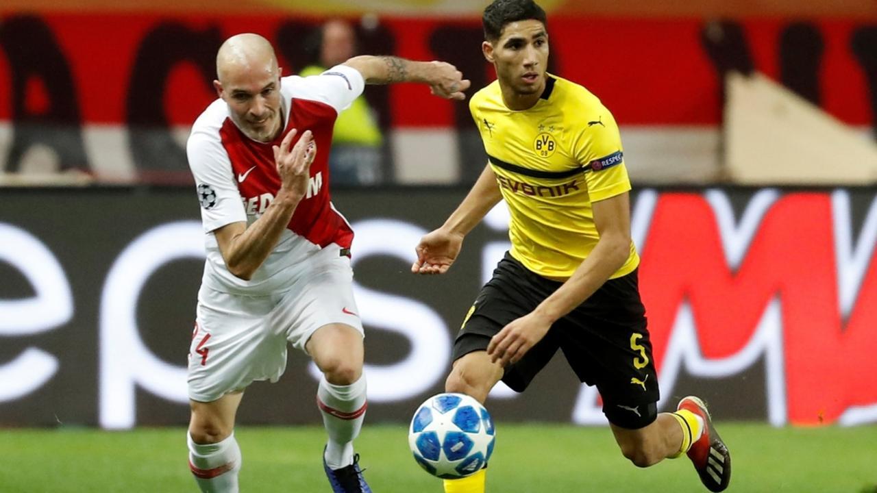 Samenvatting Monaco-Borussia Dortmund (0-2)