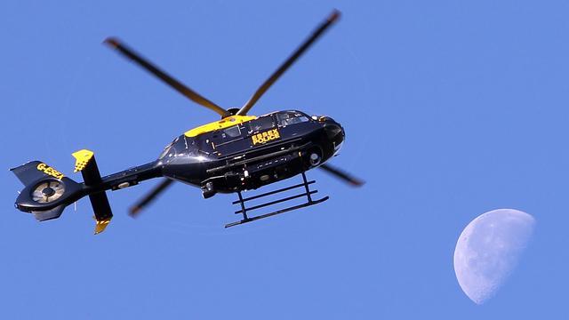 Britse agent krijgt jaar cel om filmen naakte mensen vanuit politiehelikopter