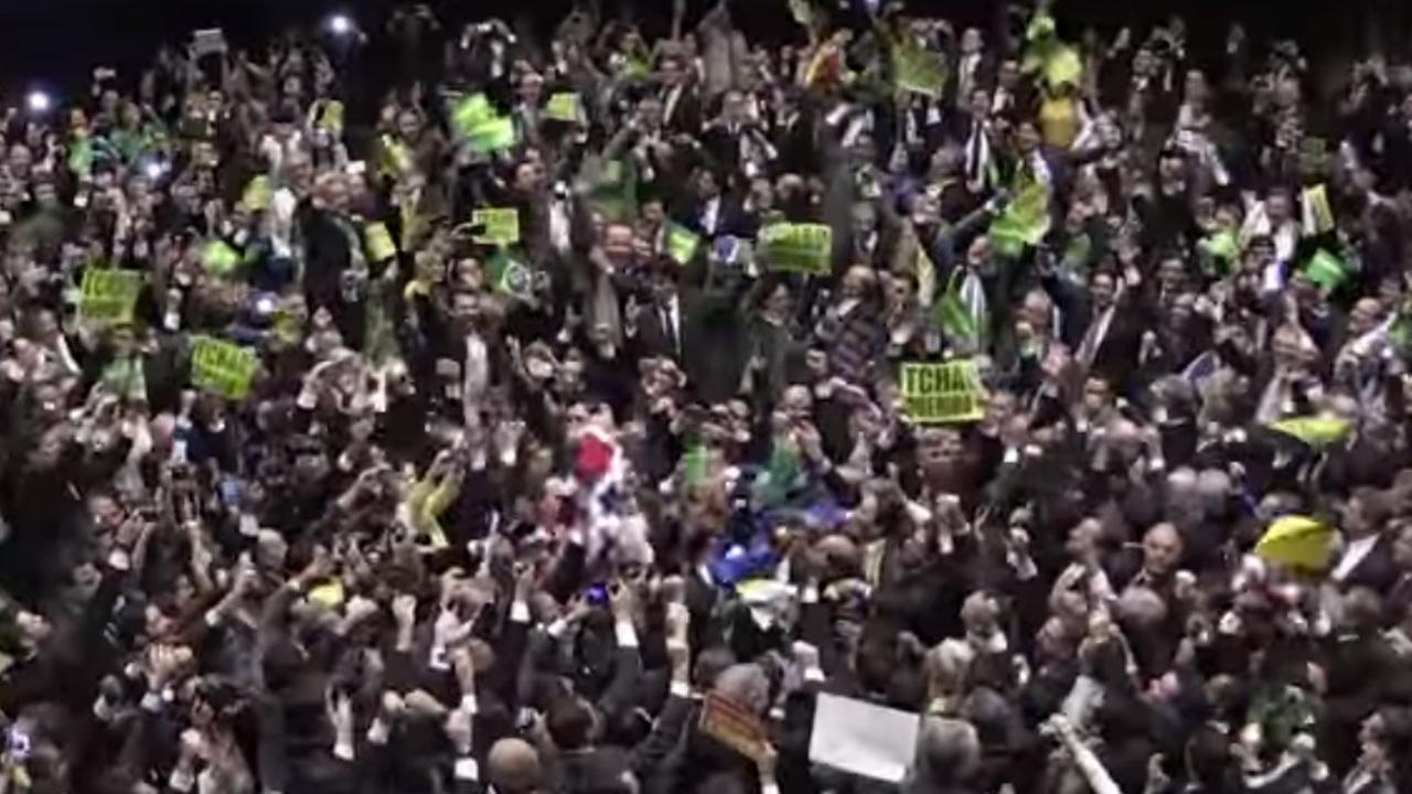 Lagerhuis Brazilië stemt over afzetting president