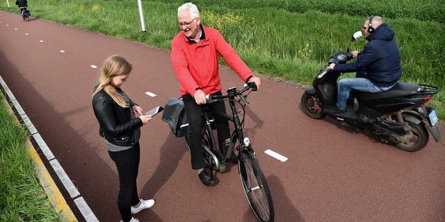 Provincie Zuid-Holland plant vijf snelfietsroutes rond Alphen
