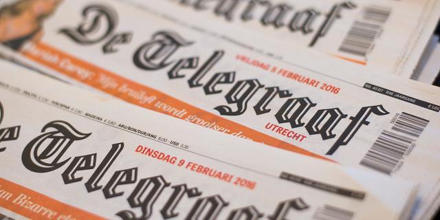 Telegraaf Utrecht stopt met zaterdag-editie