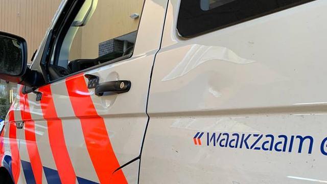 Man die opzettelijk agent in Vlissingen aanreed meldt zich bij politie