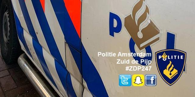 Politie zoekt getuigen na horen van harde knal aan Oudemansstraat