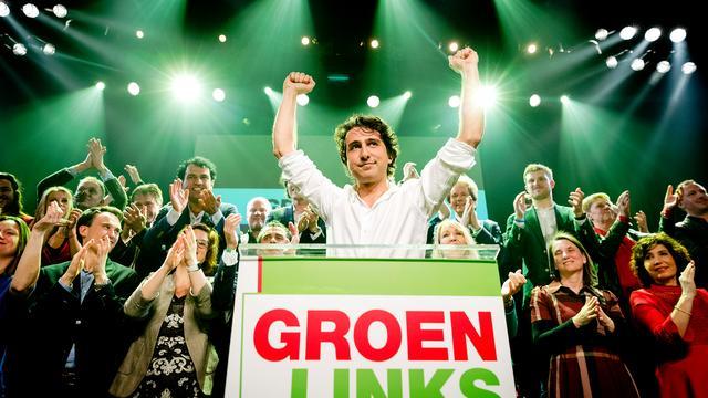GroenLinks grootste partij in Amsterdam
