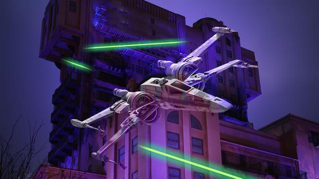 Disneyland Parijs komt met Star Wars-thema