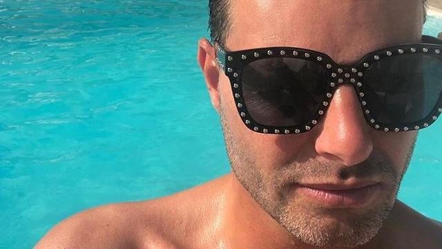 BN'ers op vakantie: Fred van Leer haat wintersport en aanbidt de zon