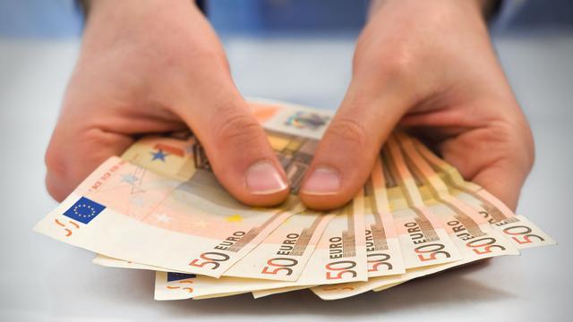 Geldbedrag voor Voedselbank  en Spinning Wheel