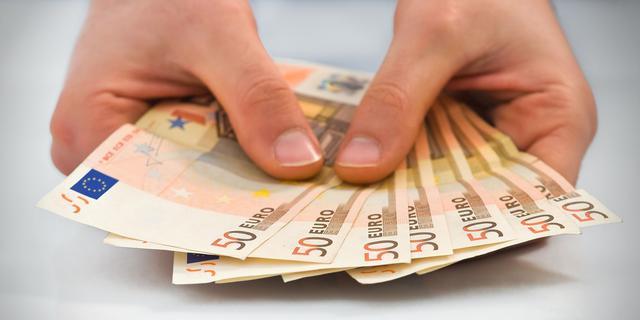 Euro daalt verder in aanloop naar ECB-vergadering