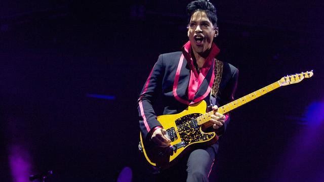 Prince voorspelde 9/11 in Tivoli Oudegracht