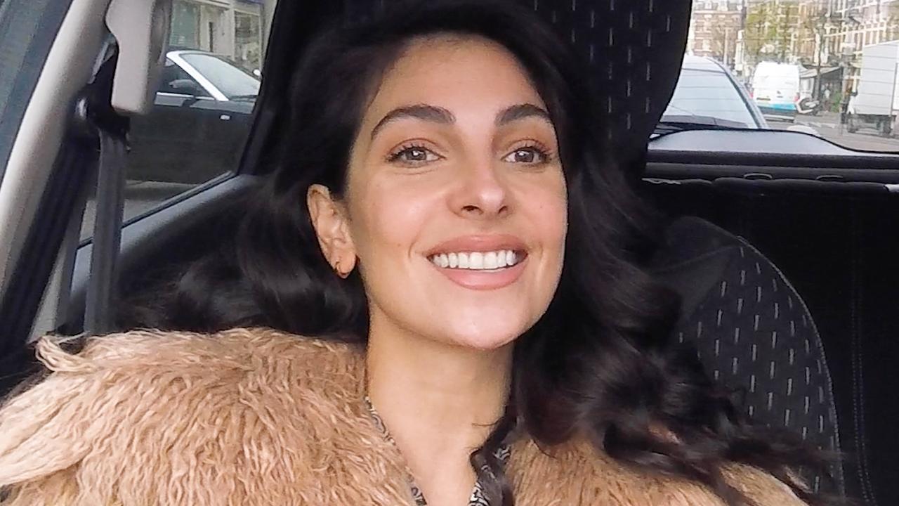 Anna Nooshin: 'Ik heb ook het recht oppervlakkig te zijn'