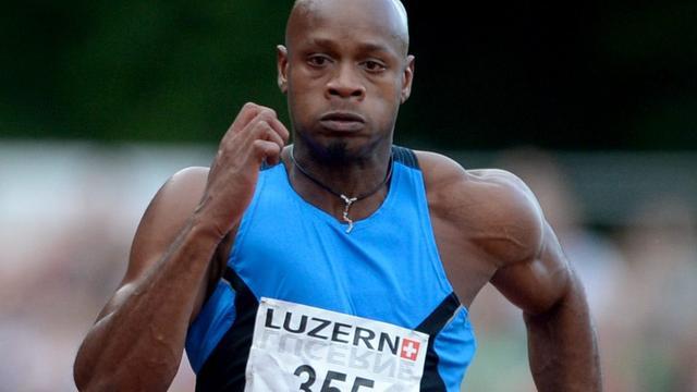 Powell loopt in Kingston snelste tijd dit seizoen op 100 meter